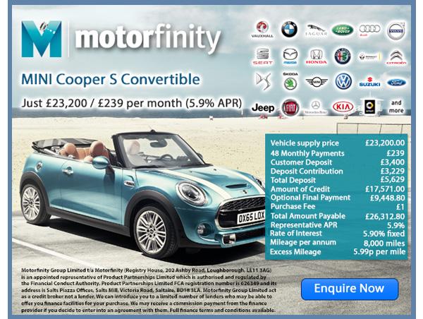 Motorfinity Mini
