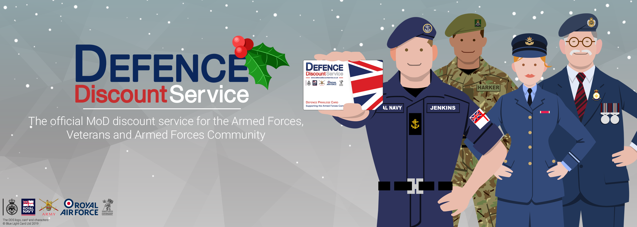 Defence Privilege Card Official Discounts