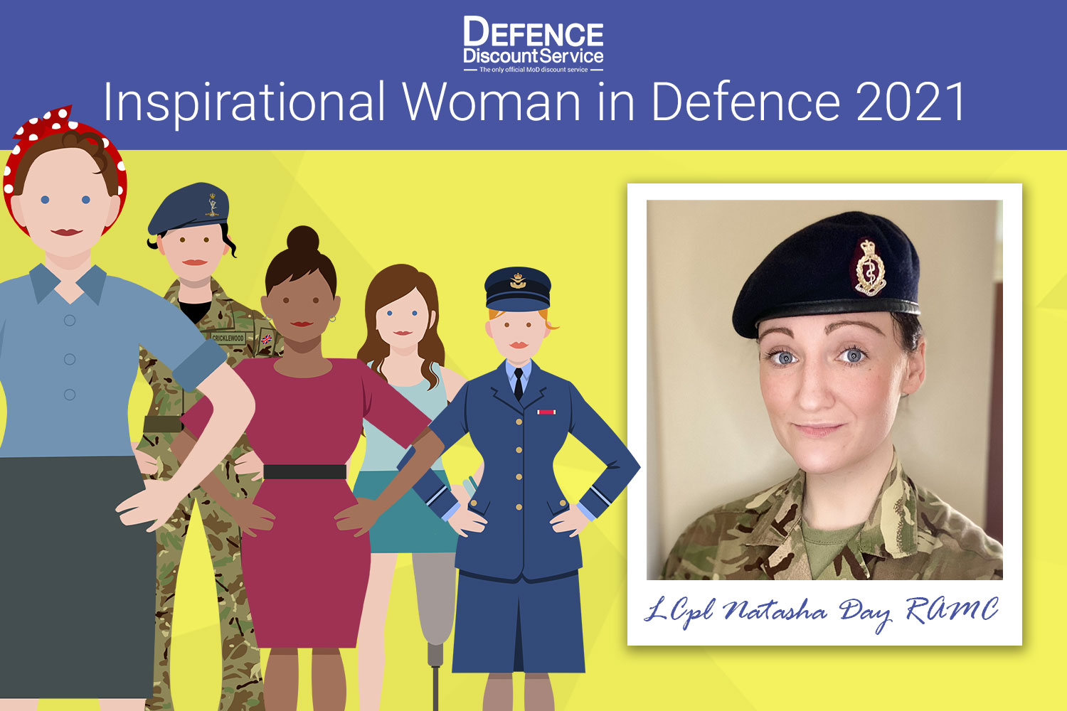 Defence Breastfeeding Network founder wins Inspirational Woman in Defence 2021 title