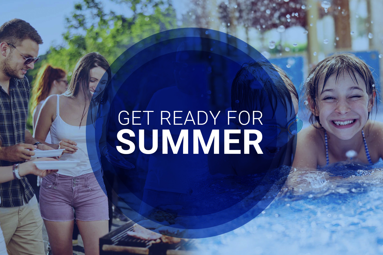 Get ready for summer...
