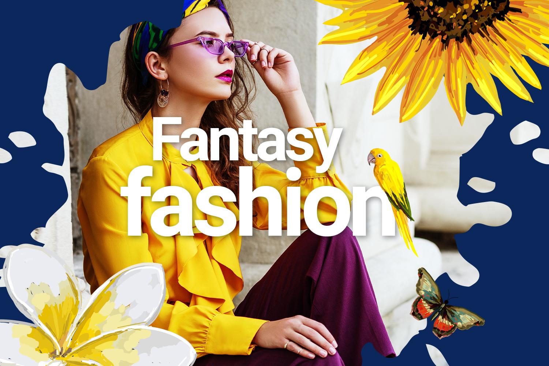 Fantasy Fashion>
