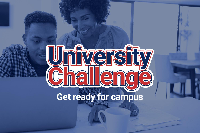 Take the University Challenge...