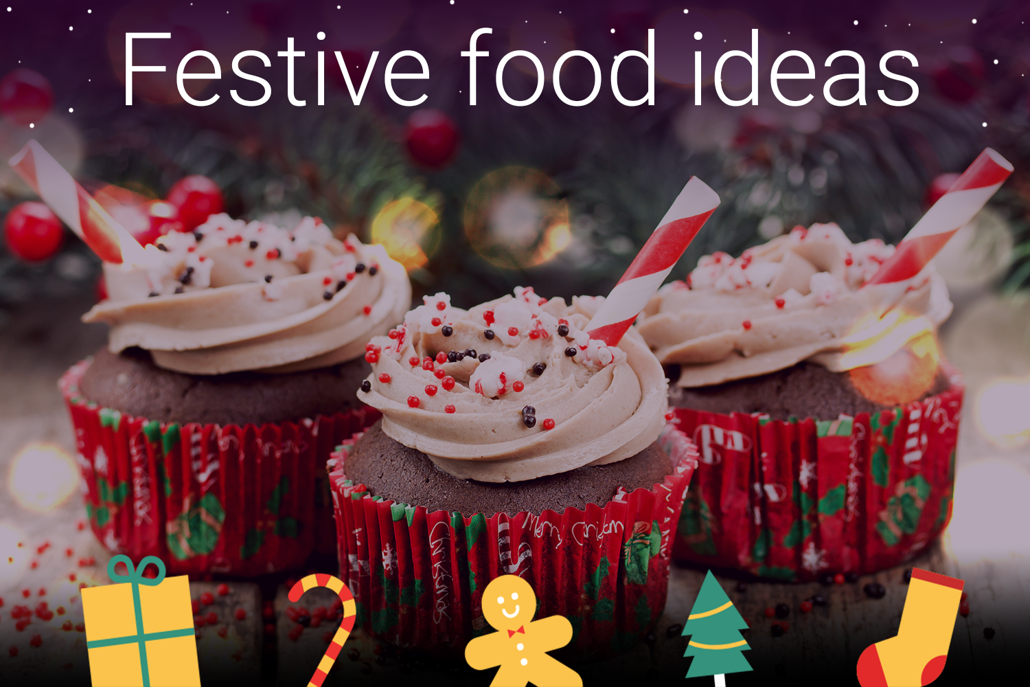 Feel festive with fab food offers
