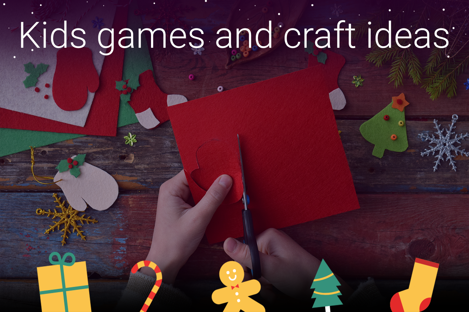 Top Christmas offers for kids games and crafts