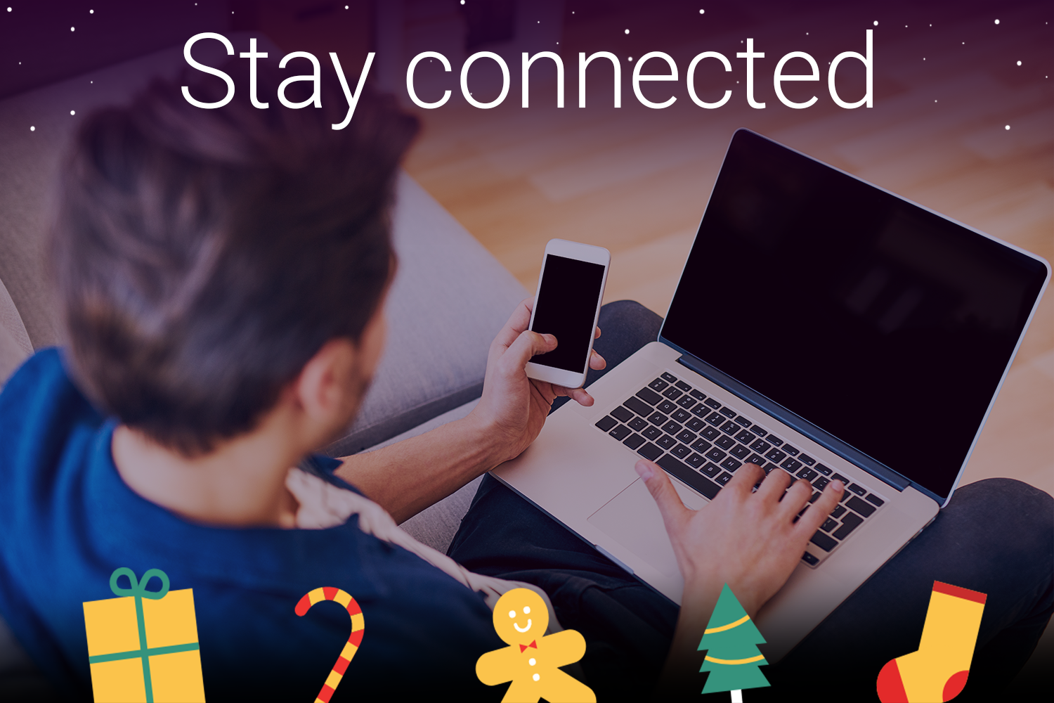 Stay connected with top tech offers>