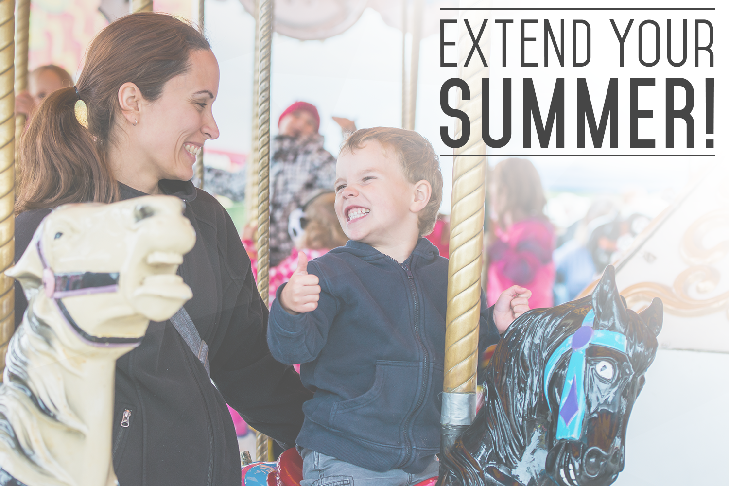 Extend your summer with days out discounts!