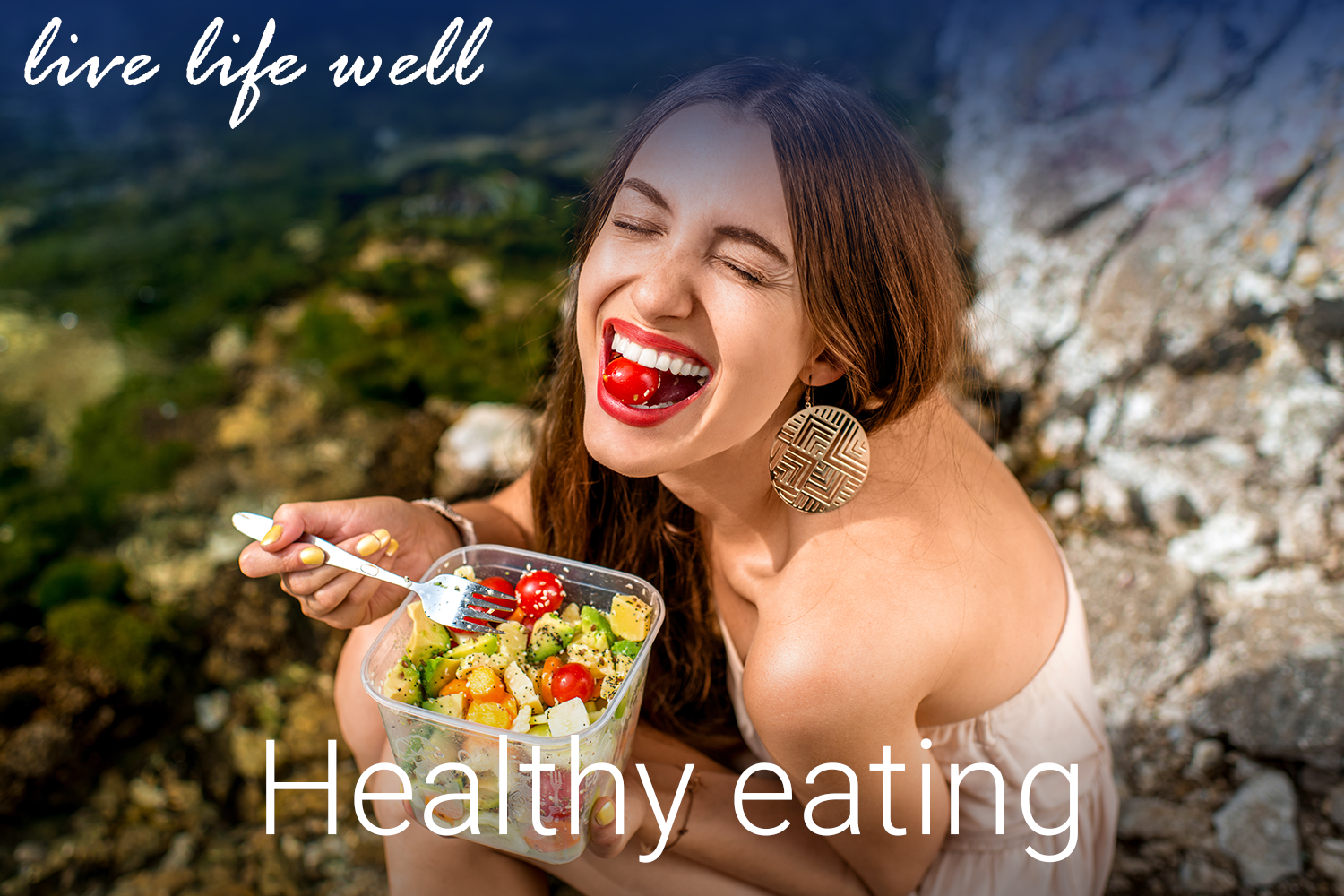Our guide to healthy eating>
