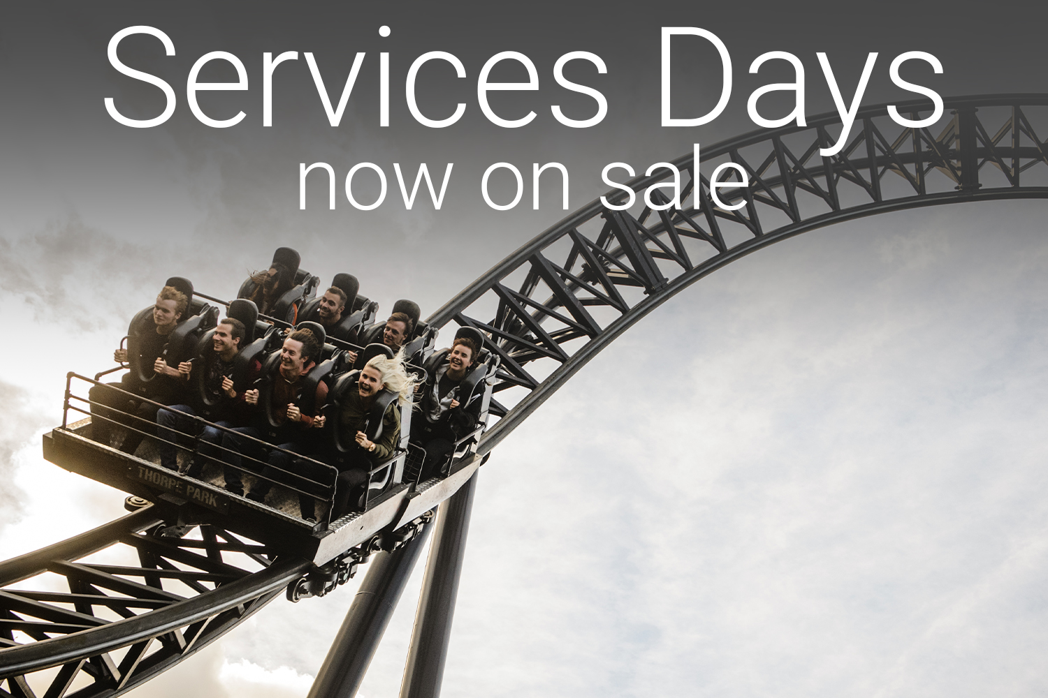 Services Days 2021 - now on sale!