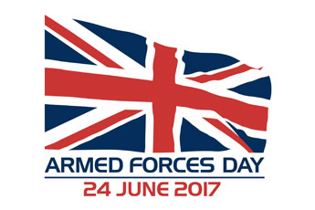 Armed Forces Day 2017 Liverpool