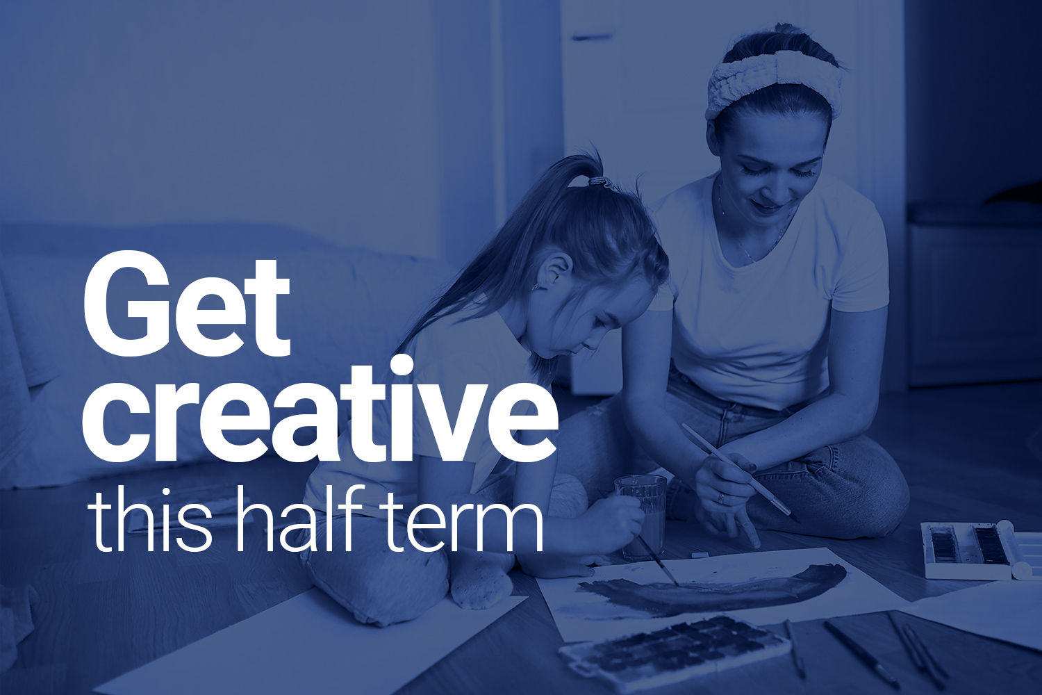 Half-term activities to do at home