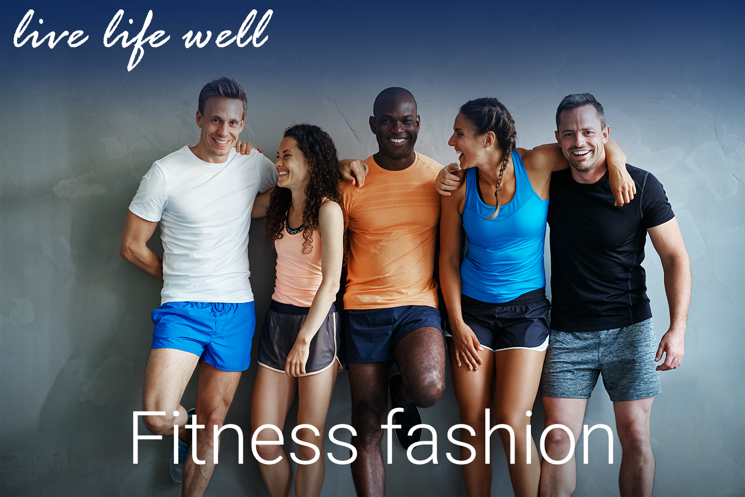 Discounts on fitness fashion