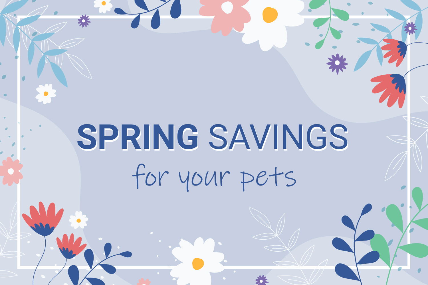 Treat your furry friends...>