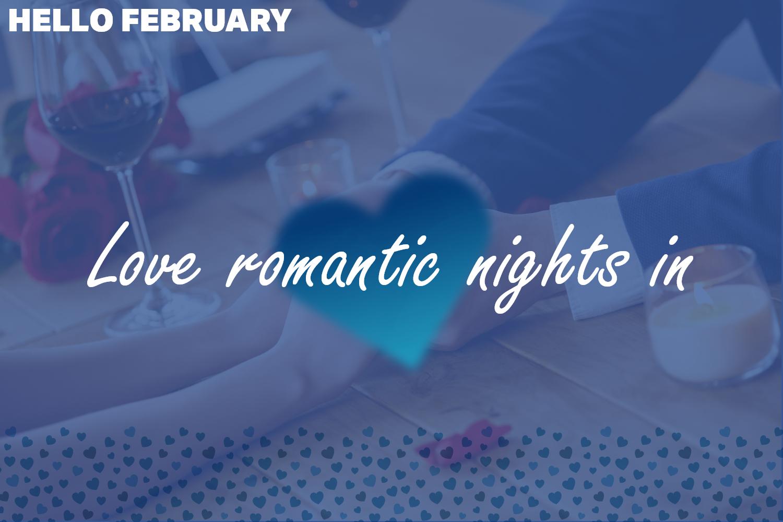 Love romantic nights in