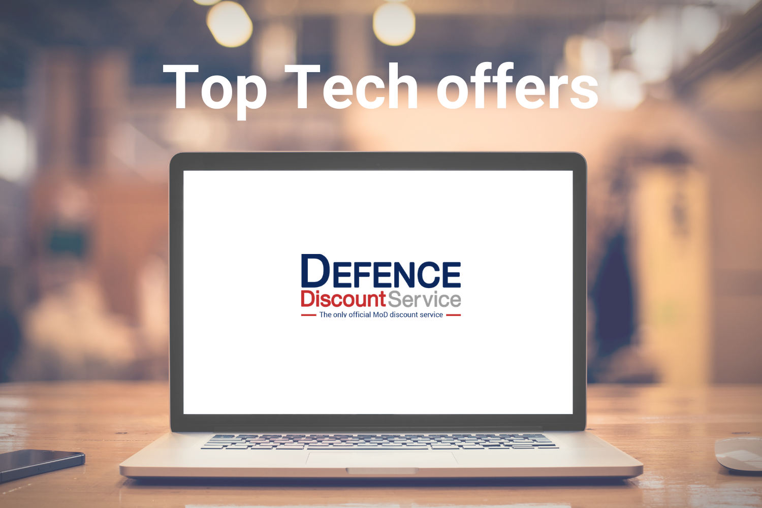 Top tech offers for our members