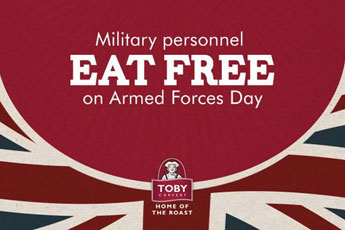 Armed Forces Day 2017 at Toby>